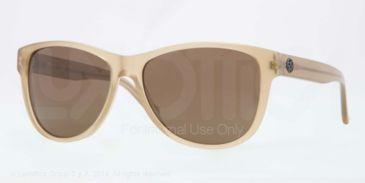 DKNY DY4106 Bifocal Prescription Sunglasses DY4106-349473-58 - Lens Diameter 58 mm, Frame Color Beige