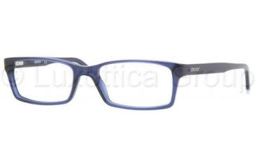 DKNY DY4609 Single Vision Prescription Eyewear 3172-5217 - Blue