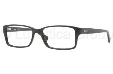 DKNY DY4624 Single Vision Prescription Eyeglasses 3001-5216 - Black Frame
