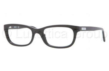 DKNY DY4635 Progressive Prescription Eyeglasses 3001-5018 - Black Frame