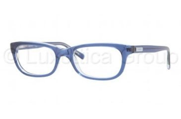 DKNY DY4635 Single Vision Prescription Eyeglasses 3596-5218 - Dark Steel Frame