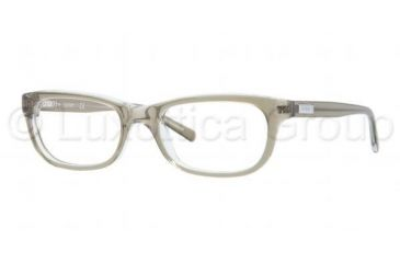 DKNY DY4635 Single Vision Prescription Eyeglasses 3597-5218 - Dark Steel Frame