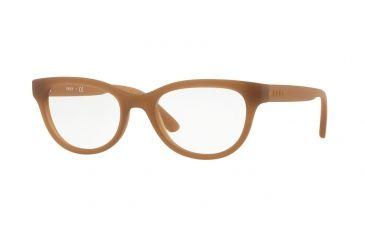 c4dbebd3a0b28 DKNY DY4687 Single Vision Prescription Eyeglasses 3758-51 - Light Brown  Frame