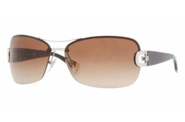 DKNY DY5063 #102913 - Matte Silver Brown Gradient Frame