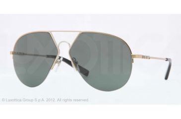 DKNY DY5075 Bifocal Prescription Sunglasses DY5075-118971-59 - Lens Diameter 59 mm, Frame Color Pale Gold