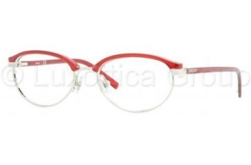 DKNY DY5623 Progressive Prescription Eyeglasses 1177-5117 - Silver