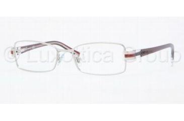 DKNY DY5628 Bifocal Prescription Eyeglasses 1029-5016 - Matte Silver
