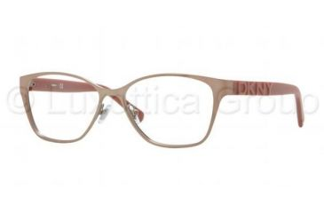 DKNY DY5636 Progressive Prescription Eyeglasses 1108-4914 - Dark Steel Frame