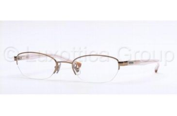 DKNY Eyeglass Frames DY5514 1015-5119 - Copper