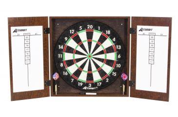Superieur DMI 18in Arachnid Manchester Dartboard Cabinet Set, D4216
