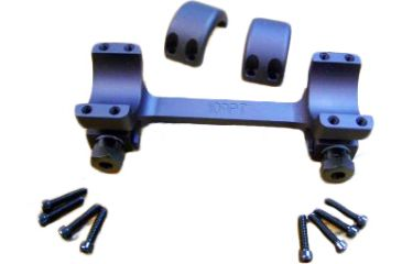 DNZ Products Freedom Reaper Picantinny Rail-Black-High Mount 110PT