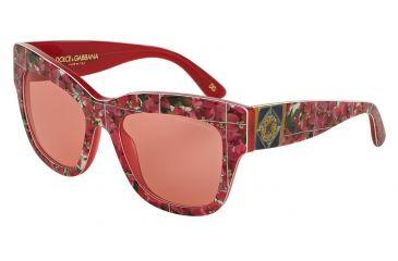 a9e167967ef5 Dolce&Gabbana ALMOND FLOWERS DG4231 Progressive Prescription Sunglasses  DG4231-294184-54 - Lens Diameter 54
