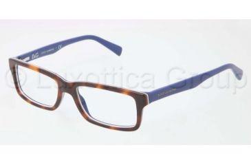 Dolce&Gabbana CONTRAST DG3148P Single Vision Prescription Eyeglasses 2706-5316 - , Demo Lens Lenses