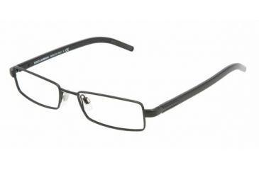 4aa411fae2 Dolce Gabbana DG1194 Bifocal Eyeglasses - Shiny Black Frame   51 mm Prescription  Lenses