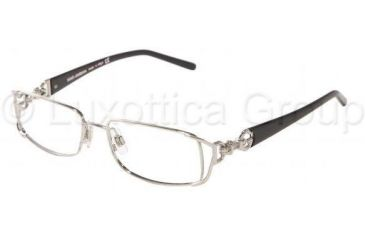 Dolce&Gabbana DG1139 Single Vision Prescription Eyewear 061-5016 - Silver