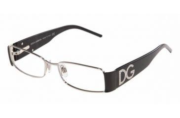Dolce & Gabanna DG1143B #061 - Silver Demo Lens Frame