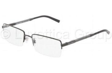 Dolce&Gabbana DG1209 Bifocal Prescription Eyeglasses 01-5218 - Black