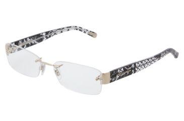 Dolce&Gabbana DG1218 Eyeglass Frames 1077-5217 - Pale Gold