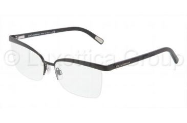 Dolce&Gabbana DG1221 Bifocal Prescription Eyeglasses 01-5416 - Black Frame