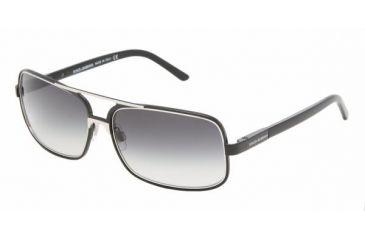 Dolce & Gabanna DG2048 #047/8G - Black Gray Gradient Frame
