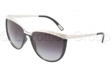 Dolce&Gabbana DG2096 Sunglasses 061/8G-5716 - Black Gray Gradient