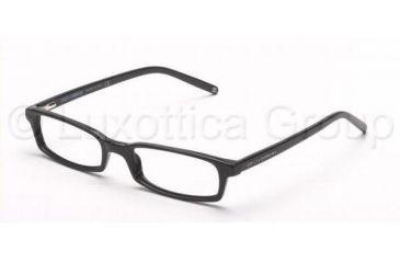 Dolce&Gabbana DG3015 Progressive Prescription Eyeglasses 501-5117 - Black