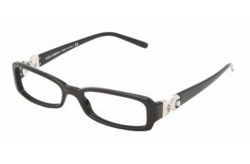 Dolce & Gabanna DG3059B #501 - Black Frame, Demo Lens Lenses