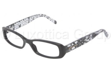 Dolce&Gabbana DG3063M Bifocal Prescription Eyeglasses 1891-5216 - Black