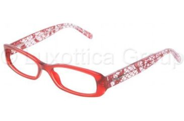 Dolce&Gabbana DG3063M Bifocal Prescription Eyeglasses 1893-5216 - Red