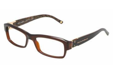 Dolce & Gabanna DG3069 #1517 - Brown Frame, Demo Lens Lenses