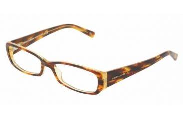 Dolce & Gabanna DG3085 #928 - Havana / Yellow Frame