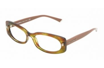 Dolce & Gabanna DG3089 #1718 - Watercolour Honey Demo Lens Frame