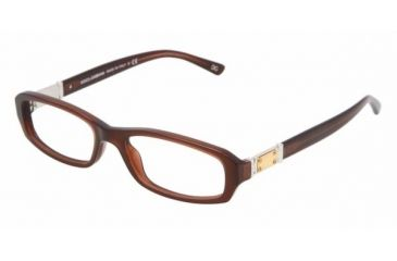 Dolce & Gabanna DG3093 #1741 - Brown Demo Lens Frame