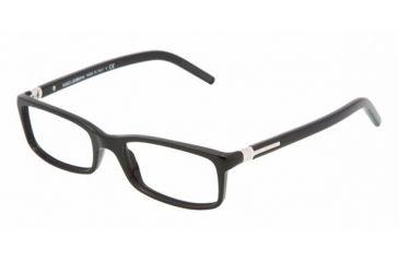 Dolce & Gabanna DG3097 #501 - Black Frame, Demo Lens Lenses