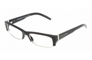 Dolce & Gabanna DG3099 #501 - Black Frame, Demo Lens Lenses