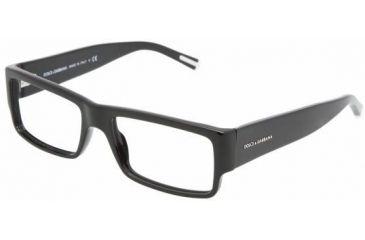 Dolce & Gabanna DG3103 #501 - Black Demo Lens Frame