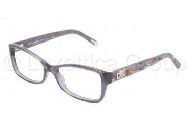 Dolce&Gabbana DG3119 Single Vision Prescription Eyewear 1924-5216 - Gray