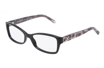 Dolce&Gabbana DG3119 Eyeglass Frames 1926-5216 - Black
