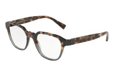 4eceed0f60a Dolce Gabbana DG3277 Eyeglass Frames 3145-51 - Blue Havana grey Frame