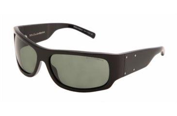 Dolce & Gabanna DG4034 #501/31 - Shiny Black Crystal Green Frame