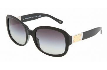 Dolce & Gabanna DG4086 #501/8G - Black Gray Gradient Frame