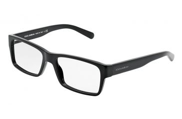 Dolce&Gabbana Discovery the unexpected DG3132 Eyeglass Frames 501-5316 - Black Frame