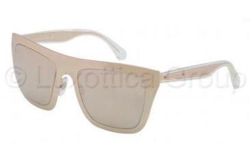 Dolce&Gabbana GOLD PROJECT DG2114K Sunglasses 1027F9-5319 - Gold Plated Frame, Gold Lenses