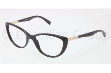 Dolce&Gabbana LIPSTICK DG3155 Bifocal Prescription Eyeglasses 501-5217 - Black Frame
