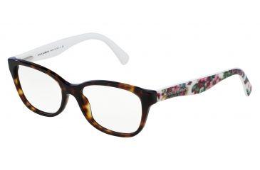 57dda5d7af2 Dolce Gabbana MATT SILK DG3136 Eyeglass Frames 2783-53 - Havna Frame