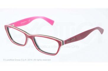 ae79136b4e37 Dolce Gabbana MULTICOLOR DG3175 Eyeglass Frames 2766-52 -  Marc multilayer fuxia Frame