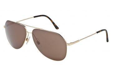 f608380a8af0 Dolce Gabbana THIN ELEGANT DG2129 Sunglasses 02 73-62 - Gold Frame
