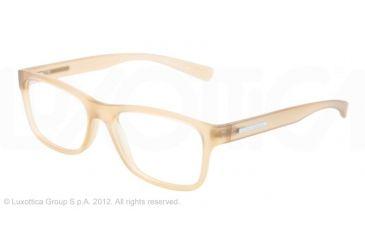 Dolce&Gabbana YOUNG&COLOURED DG5005 Eyeglass Frames 2726-54 - Matte Transparent Sand Frame