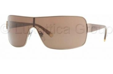 Donna Karan New York DY5065 Sunglasses 110873-0132 - Matte Copper Brown