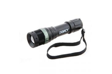 Dorcy 130 Lumen - 3AAA LED Focusing Flashlight w/ Batteries 41-4280